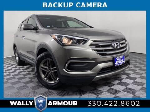 2018 Hyundai Santa Fe Sport for sale at Wally Armour Chrysler Dodge Jeep Ram in Alliance OH