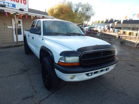 2002 Dodge Dakota for sale at Dave's discount auto sales Inc in Clearfield UT