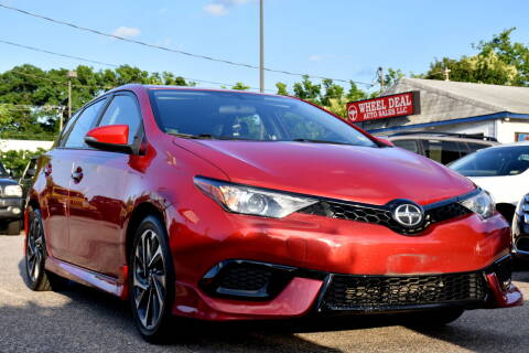2016 Scion iM for sale at Wheel Deal Auto Sales LLC in Norfolk VA