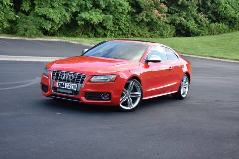 2009 Audi S5 for sale at Alpha Motors in Knoxville TN
