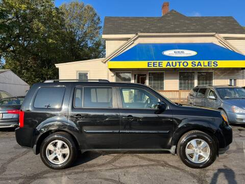 2010 Honda Pilot for sale at EEE AUTO SERVICES AND SALES LLC in Cincinnati OH