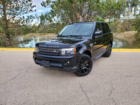 2013 Land Rover Range Rover Sport for sale at Excalibur Auto Sales in Palatine IL
