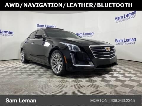 2015 Cadillac CTS for sale at Sam Leman CDJRF Morton in Morton IL