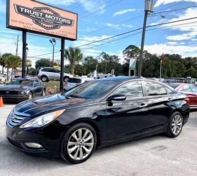 2012 Hyundai Sonata for sale at Trust Motors in Jacksonville FL