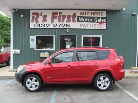 2006 Toyota RAV4 for sale at R's First Motor Sales Inc in Cambridge OH
