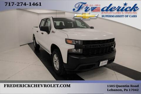 2019 Chevrolet Silverado 1500 for sale at Lancaster Pre-Owned in Lancaster PA
