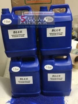 2020 4 Gallons Premium Blue  Indicating Silica Gel  for sale at Kamran Auto Exchange Inc in Kenosha WI