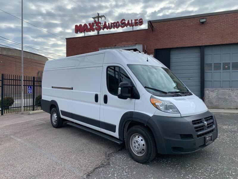2018 RAM ProMaster Cargo for sale in Philadelphia, PA