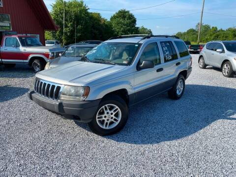2003 Jeep Grand Cherokee for sale at Bailey's Auto Sales in Cloverdale VA