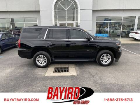 2020 Chevrolet Tahoe for sale at Bayird Truck Center in Paragould AR