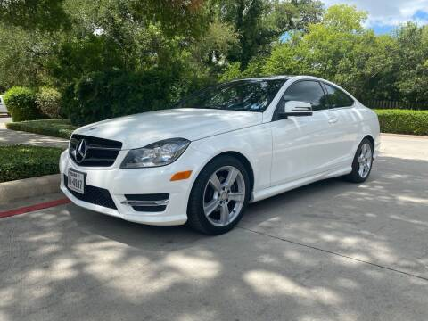 2014 Mercedes-Benz C-Class for sale at Motorcars Group Management - Bud Johnson Motor Co in San Antonio TX
