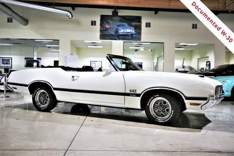 1970 Oldsmobile 442 for sale in Chatsworth, CA