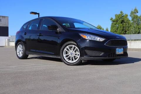 2018 Ford Focus for sale at La Familia Auto Sales in San Jose CA