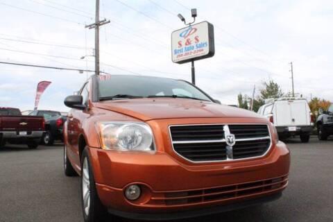 2011 Dodge Caliber for sale at S&S Best Auto Sales LLC in Auburn WA