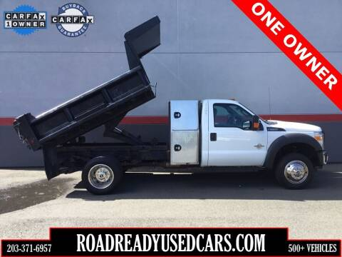 2013 Ford F-550 Super Duty for sale at Road Ready Used Cars in Ansonia CT