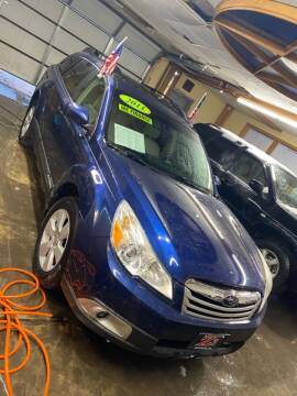 2011 Subaru Outback for sale at Zs Auto Sales in Kenosha WI