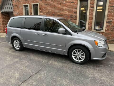 2013 Dodge Grand Caravan for sale at Riverview Auto Brokers in Des Plaines IL