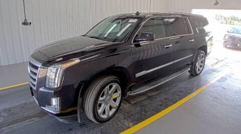 2015 Cadillac Escalade ESV for sale at HERMANOS SANCHEZ AUTO SALES LLC in Dallas TX