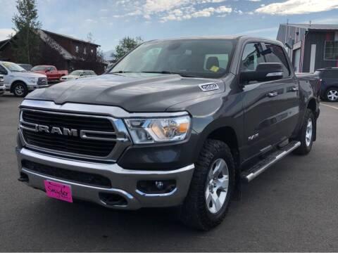 2020 RAM Ram Pickup 1500 for sale at Snyder Motors Inc in Bozeman MT