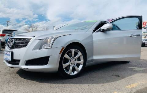 2013 Cadillac ATS for sale at Five Stars Auto Sales in Denver CO