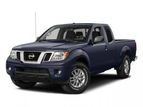 2015 Nissan Frontier for sale at Mike Murphy Ford in Morton IL
