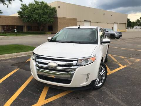 2012 Ford Edge for sale at A & R Auto Sale in Sterling Heights MI