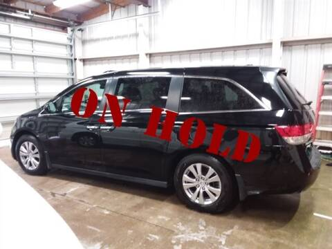 2014 Honda Odyssey for sale at East Coast Auto Source Inc. in Bedford VA