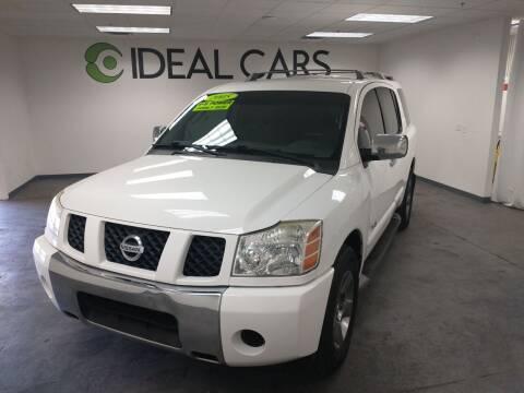 2005 Nissan Armada for sale at Ideal Cars East Mesa in Mesa AZ