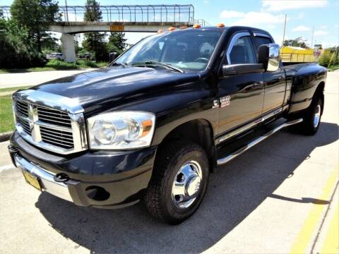 2007 Dodge Ram Pickup 3500 for sale at SARCO ENTERPRISE inc in Houston TX