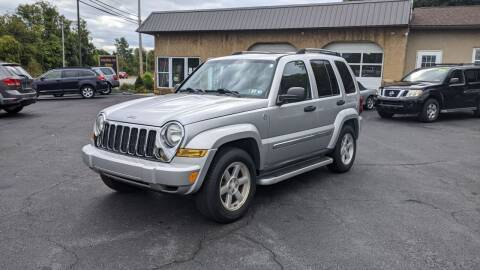 2006 Jeep Liberty for sale at Worley Motors in Enola PA