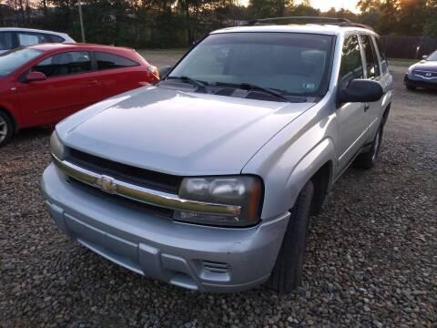 2008 Chevrolet TrailBlazer for sale at Seneca Motors, Inc. (Seneca PA) in Seneca PA