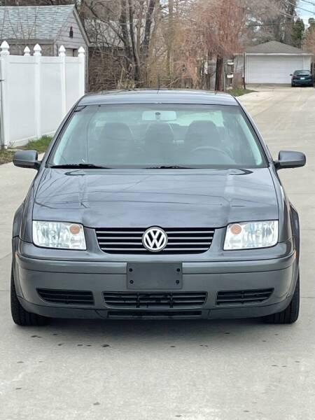 2003 Volkswagen Jetta for sale at Suburban Auto Sales LLC in Madison Heights MI