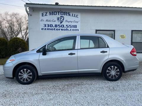 2009 Nissan Versa for sale at EZ Motors in Deerfield OH