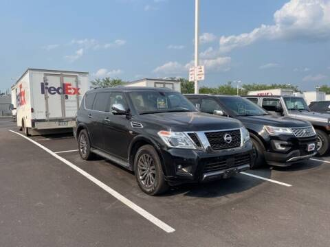 2019 Nissan Armada for sale at Karl Pre-Owned in Glidden IA