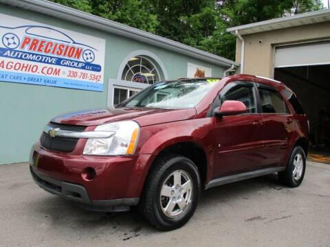 2009 Chevrolet Equinox for sale at Precision Automotive Group in Youngstown OH