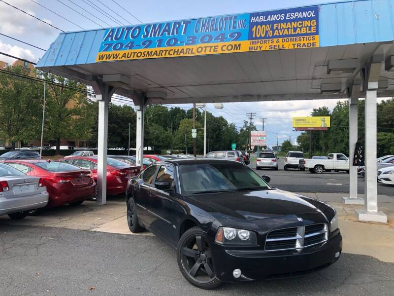 2010 Dodge Charger for sale at Auto Smart Charlotte in Charlotte NC