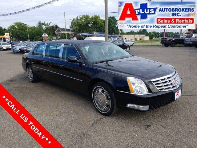 2011 Cadillac DTS Pro for sale in Mount Vernon, OH