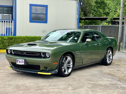 2020 Dodge Challenger for sale at USA Car Sales in Houston TX