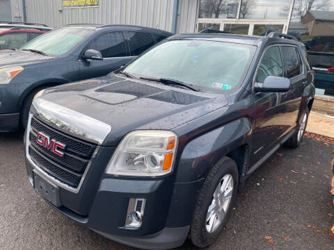 2011 GMC Terrain for sale at Ball Pre-owned Auto in Terra Alta WV