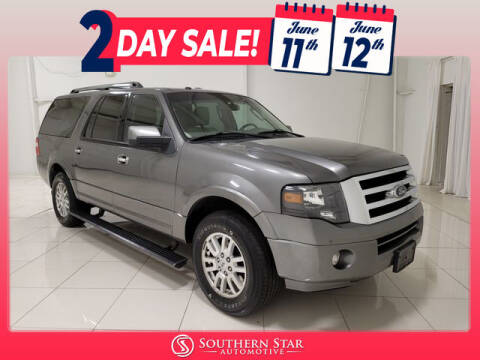 2012 Ford Expedition EL for sale at Southern Star Automotive, Inc. in Duluth GA