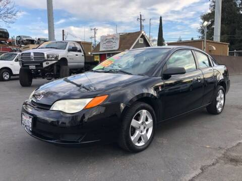 2006 Saturn Ion for sale at C J Auto Sales in Riverbank CA