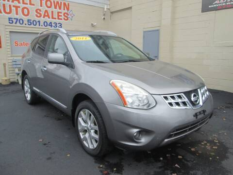 2011 Nissan Rogue for sale at Small Town Auto Sales in Hazleton PA