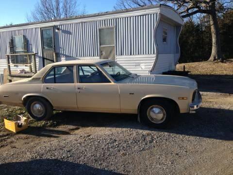 1978 Chevrolet Nova for sale at Haggle Me Classics in Hobart IN