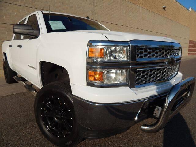 2014 Chevrolet Silverado 1500 for sale at Altitude Auto Sales in Denver CO