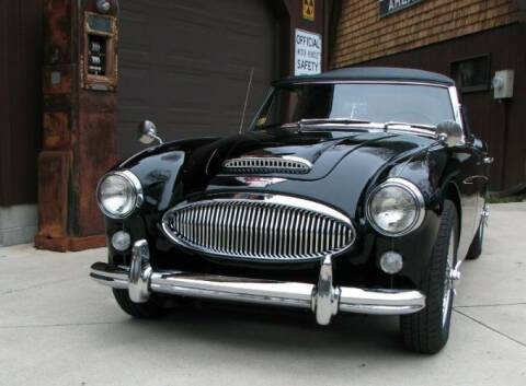1965 Austin-Healey 3000 MKIII for sale at Classic Car Deals in Cadillac MI