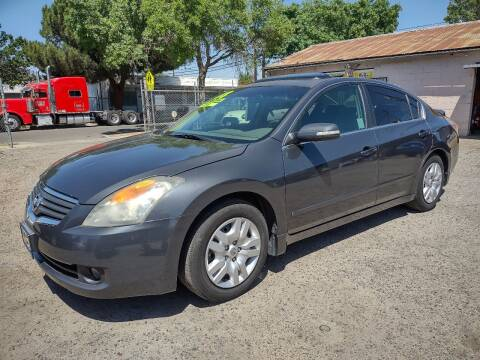 2008 Nissan Altima for sale at Larry's Auto Sales Inc. in Fresno CA