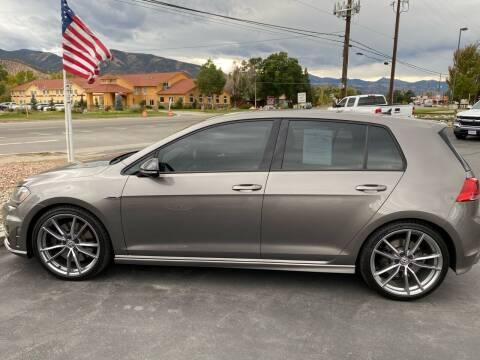 2017 Volkswagen Golf R for sale at Salida Auto Sales in Salida CO