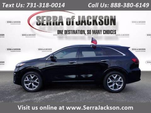 2019 Kia Sorento for sale at Serra Of Jackson in Jackson TN