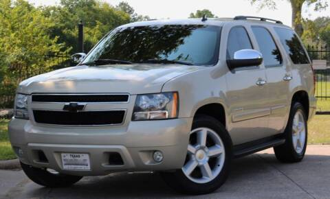 2008 Chevrolet Tahoe for sale at Texas Auto Corporation in Houston TX
