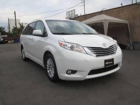 2015 Toyota Sienna for sale at Win Motors Inc. in Los Angeles CA
